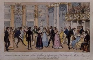 Almacks Cruikshank