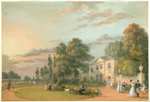 tea on the lawn-sandby