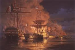 Aboukir Bay - Napoleonic War - Philippa Jane Keyworth - Regency Romance Author