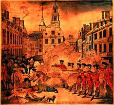 boston 1770