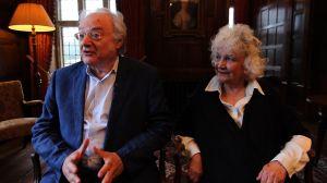 Carl Davis & Jean Boht